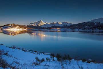 Vacanze invernali in Abruzzo