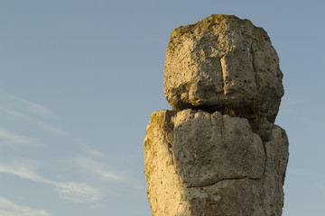 Standing Stones natural phenomenon