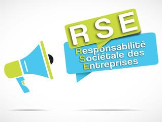 mégaphone : responsabilité sociétale des entreprises
