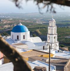 Santorini, Pyrgos, Theotokaki Church