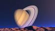 Fototapete Raum - Wissenschaft - Luftaufnahmen
