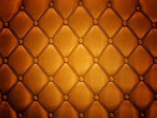 Leather upholstery