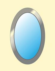 illustration mirror