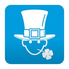 Etiqueta tipo app St Patrick