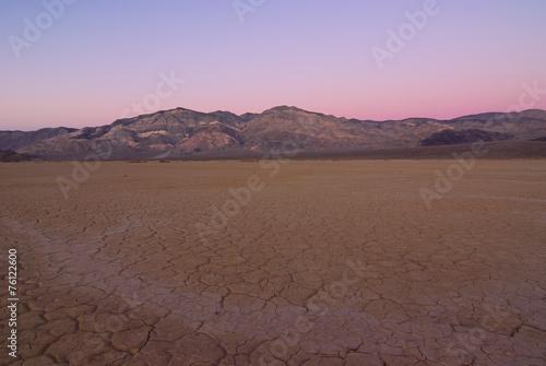 Panamint Dry Lake Basin