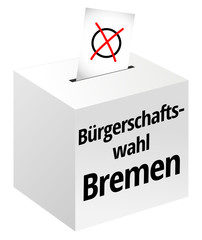 Bürgerschaftswahl in Bremen