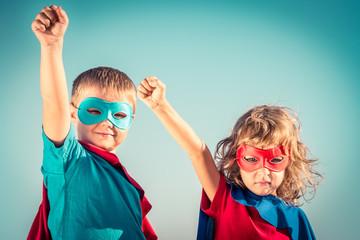 Superhero kids