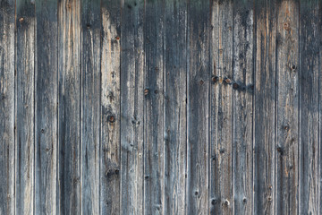 Hintergrund und Struktur - Graue Bretterwand