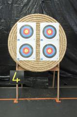 Cibles de tir à l'arc