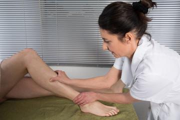 Massage homme drainage lymphatique