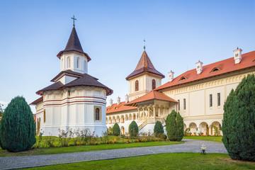 Brancoveanu Monastery Sambata de Sus Romania