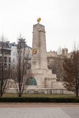 Freedom Square Budapest