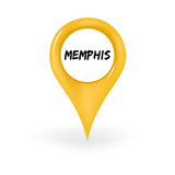 Location Memphis poster