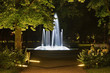 Fountain in Kostrzyn nad Odra. Poland - 76130411