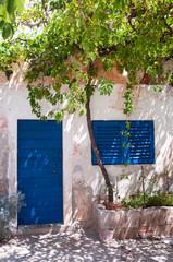 Schöne Tür und Fenster Kroatien