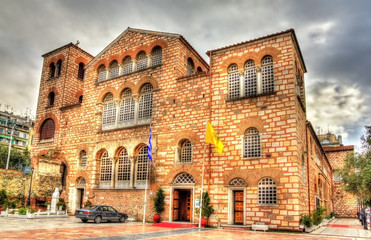 Church of Saint Demetrius in Thessaloniki, Greece