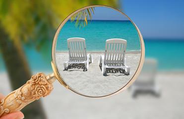 Looking into a Caribbean getaway