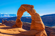 Beautiful Image taken at Arches National Park in Utah - 76131858