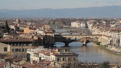 Ponte Vecchio dal Piazzale Michelangelo