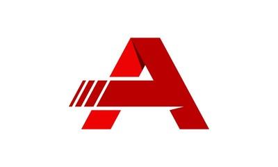A Letter Logo V.1