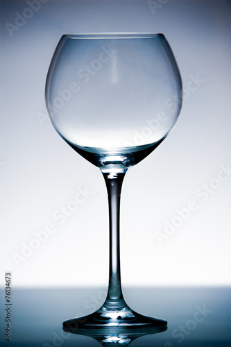 canvas print picture wineglas