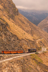 Ferrocarril Transandino, the hardest route in the world