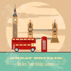 United Kingdom of Great Britain landmarks