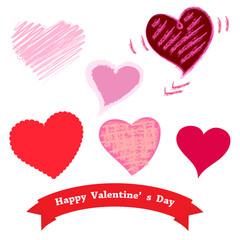 valentine heart バレンタイン ハート