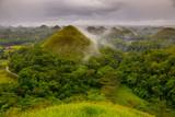Chocolate Hills, Bohol island, Philippines - 76137860