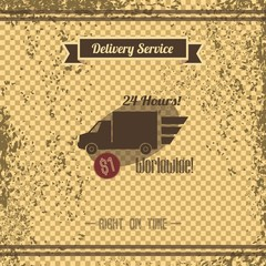 delivery retro page