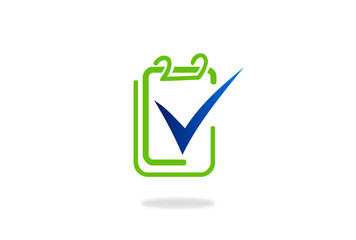checklist data vector icon