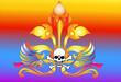 skulls and art Thai