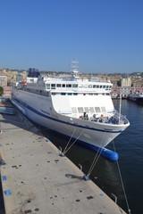 Porto di Napoli il Traghetto