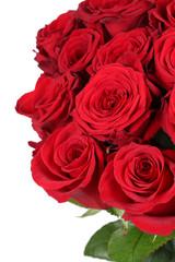 Rosenstrauß zum Valentinstag, Geburtstag oder Muttertag