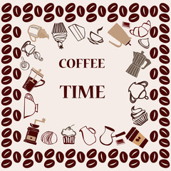 coffee time - Illustration