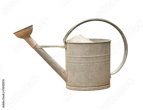 Leinwandbild Motiv Annaffiatoio - Isolated watering can