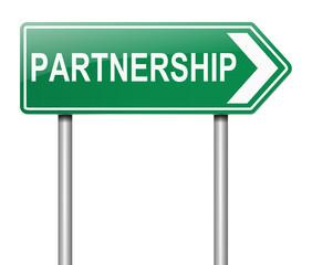 Partnership concept.