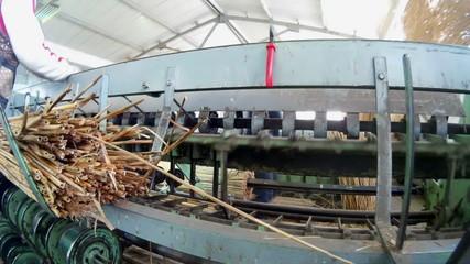 Factory cane
