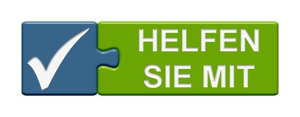 Puzzle Button: Helfen Sie mit