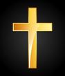 cross icon - 76152233