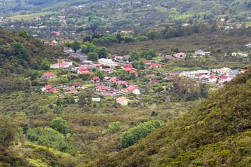 village des Hauts de la Réunion, Bras des Calumets