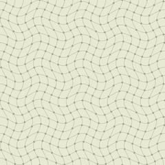Seamless pattern mesh