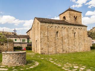 Ermita de San Caprasio.