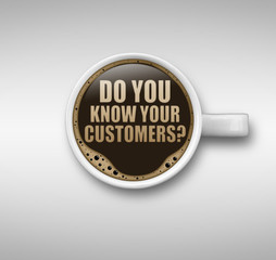 Do you know your customers?