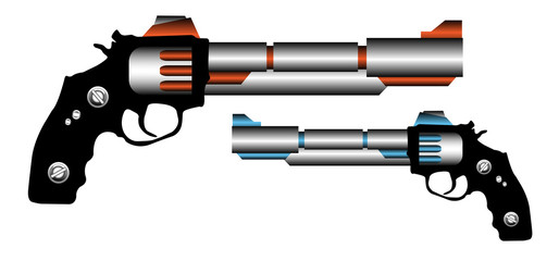 Modified firearms