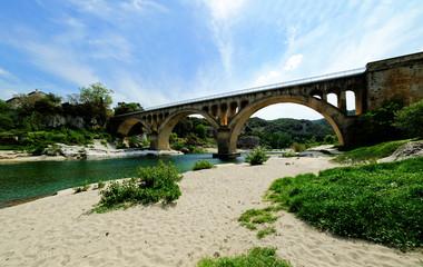 Pont de Collias Gard