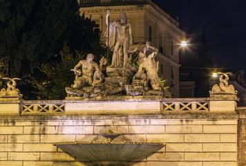 Fontana del Nettuno, Rome