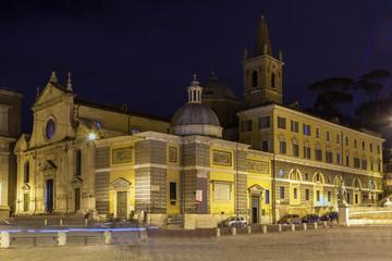 Basilica of Santa Maria del Popolo, Rome