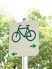 cycle route sign (6)