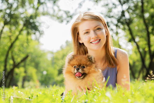 canvas print picture My lovely pet!